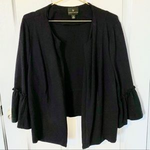 Blazer with Bell Sleeves 🖤